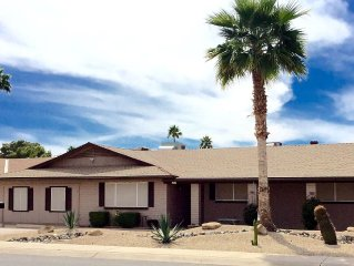 only dedicated Kid Room in Phoenix Area including a heated pool, spa & fire pit