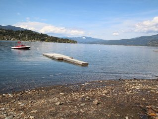 The Hideaway Is A Cozy Cabin At Blind Bay Hideaway On Beautiful Sunny Shuswap