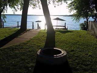 Amazing West Lake Okoboji Home! Location, Location, Location!!!