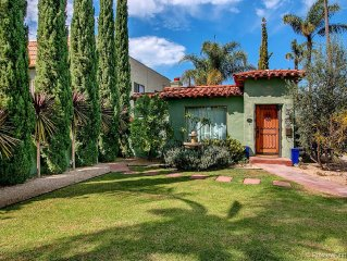 Coronado Beach Cottage - Casa De Serena - Available Year Round