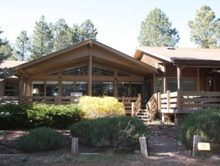 The Ultimate Group Gathering Home in Flagstaff for 16-20