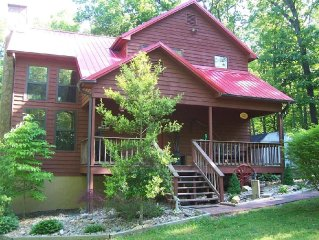 LAINE'S LODGE IN CHEROKEE NATIONAL FOREST