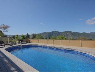 Private Pool 'Hidden Vine Villa' Now Booking Summer 2017!