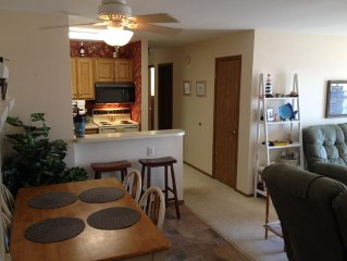 Beautiful Condo With Lake Erie & Marina Views In Port Clinton, Ohio!