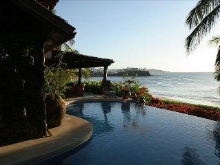 Voted Best Beach House on Flamingo Beach