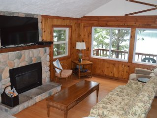 Waterfront: Hidden Gem On Spider Lake, Minutes From Downtown Traverse City