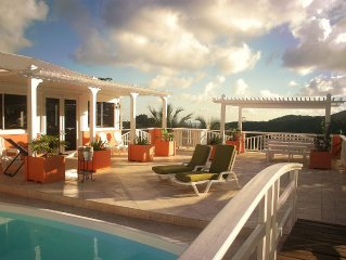 Beautiful, Luxurious, Carambola Villa Retreat - NEW RATES!