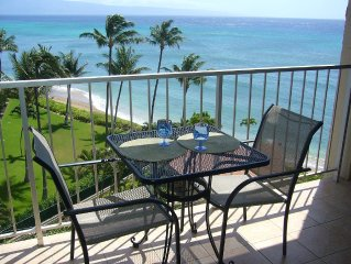 Late March Deal $145/night  Oceanfront 1BR/1BA Free WIFI, Parking, NO FEES