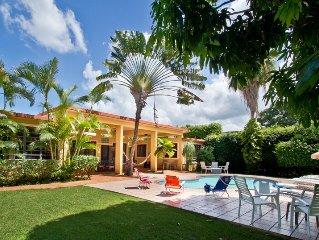 4 Acre Beachfront Villa