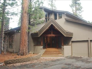 Gorgeous Black Butte Home on Golf Course