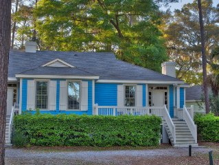 Bliss Cottage - Great Rates! Pet Friendly; King Bed