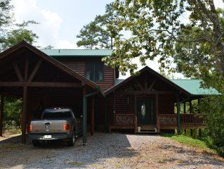 Family Friendly Mountain Lake Home - Three Bears Lodge