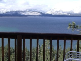 Million Dollar Lake Views From This Zephyr Cove Retreat