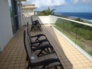 Beautiful, Private, Home Overlooking the Atlantic Ocean