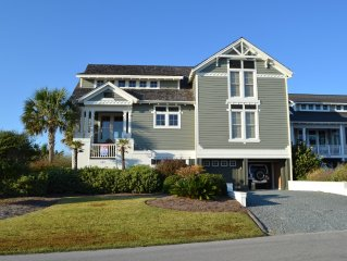 Family-friendly, Pier On Intercoastal Waterway, Large Screened-in Porch