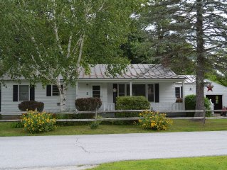 Private Ludlow Village Home - 2 Miles from Okemo Base W/Access To Okemo Shuttle
