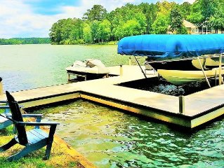 Masters Available Luxury Lakefront Home at Reynolds- Paddleboard, Kayaks & More