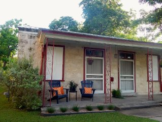 BEST of both worlds...Historic home in the heart of downtown San Antonio!!