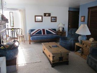 Spacious 2-Bedroom Condo In Summit County, Close To 4 Major Ski Areas.