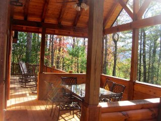 Lake Home, Extraordinary Mountain Views, Private Marina, 1 of a kind custom home