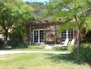 Renee's Retreat Private 1-Bdrm Guest House W/Pool and Spa
