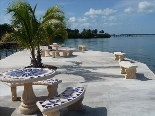 Mitchell's Bayview Villa - Islamorada House on the Bay