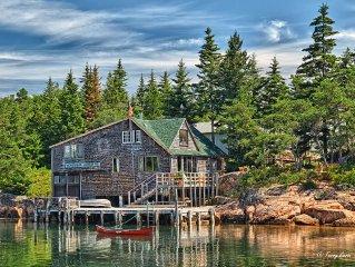 The Full-On Coastal Maine Experience!