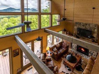 Sugar Mountain Splendor - Views, Comfort, & Privacy, with Housekeeping Included