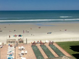 ****SPECIAL DISCOUNT**** Beach Front Vacation Home On Beautiful New Smyrna Beach