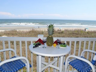 Oceanfront w/pool- Perfect for a couple! Fall wks available! book now!!!