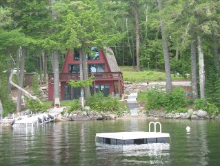 Lake Wentworth Rental - Wolfeboro, New Hampshire