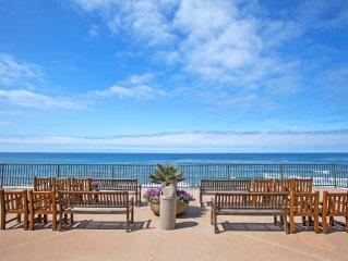 Beautiful Solana Beach, Del Mar Beach Club Condo close  beach! Special Sept Rate