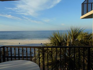 Great Price, Gulf Front, With All Of The Amenities