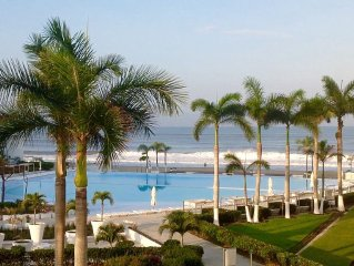 Ready for you to enjoy! Riviera Nayarit, Beach Front Condo,