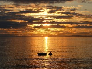 Stunning Beachfront Get-away, Whidbey Island WA