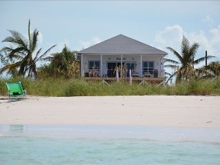 Private  Beachfront Home-Spectacular Views, Large Deck.
