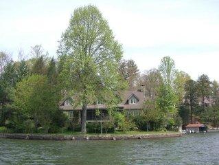 Luxurious Lake Summit Home
