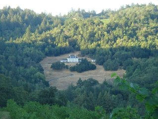 Luxury Napa Country Estate w/pool & views!