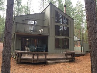 Family friendly Black Butte Ranch cabin, South Meadow 170
