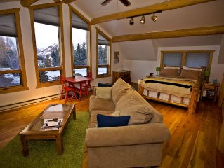Secluded Teton views with close to town convenience in a private, rural setting