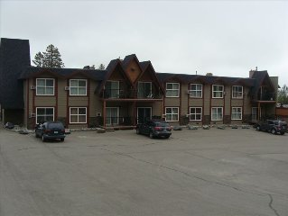 Ski in/Out Condo Located on Kimberley Ski Resort