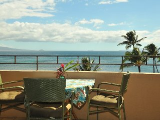 A Slice of Paradise in Oceanfront Condo (Island Sands)