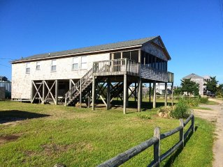 Pet Friendly Beach House On Hatteras Island