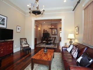 Luxury 1830s Victorian Marigny Jewel - Old Is Now Modern Chic And Beautiful