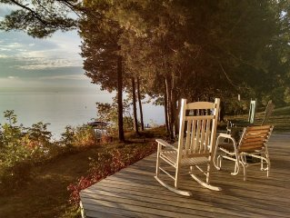 Serenity Aloft House - Book your Finger Lakes vacation now!