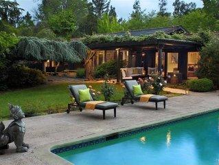 Stunning Sonoma Private Retreat