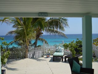 KELLY KREST, BEACH FRONT WITH STUNNING VIEWS OF GORGEOUS PINK SANDS BEACH