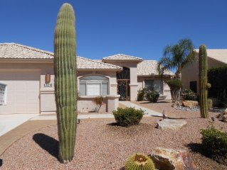 Beautiful Home on Golf Course with Resort Amenities. 4 pools and club houses