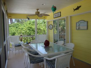 Island 'Dream House'- Pet Friendly, Privacy, Great Family Home, Close to Beach!