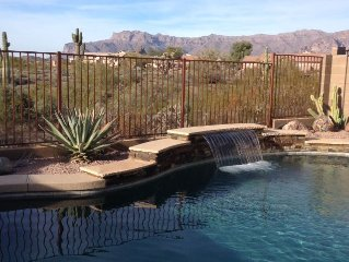 Private Pool And Hot Tub, Unobstructed Views